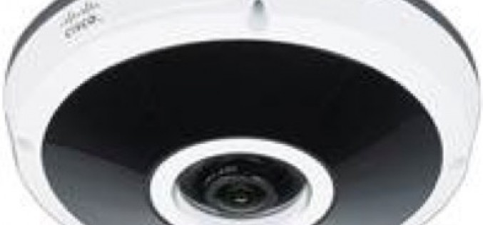 Cisco Video Surveillance IP Cameras