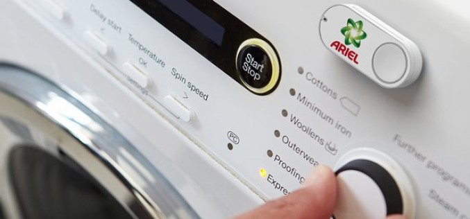 Amazon launches Dash instant-order Internet of Things buttons in the UK