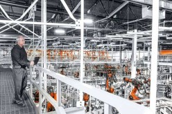 Industrie 4.0 with KUKA Toledo production operations