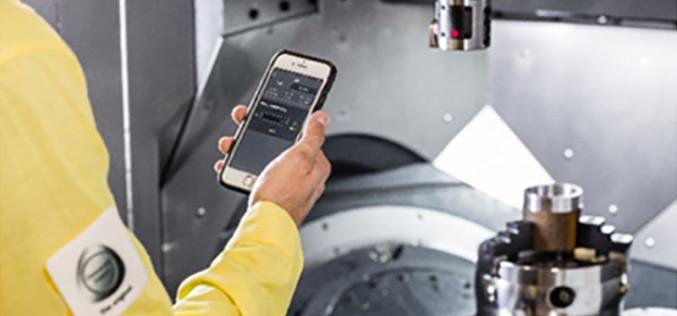 Sandvik Coromants brings connectivity to manufacturing plants