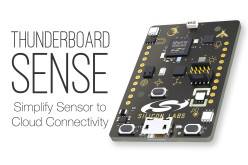 Thunderboard Sense kit from Silicon Labs