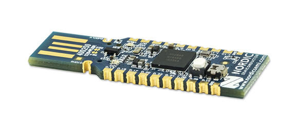 Nordic: Low Cost USB Dongle for nRF Connect PC Tool | IoTAdda