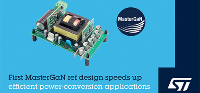 STM's First Reference Design for MasterGaN