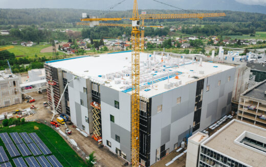 Infineon : New Chip Factory for thin wafer power electronics